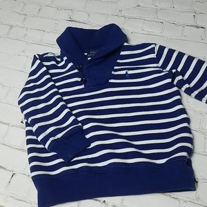 Boys 2T Polo Sweater